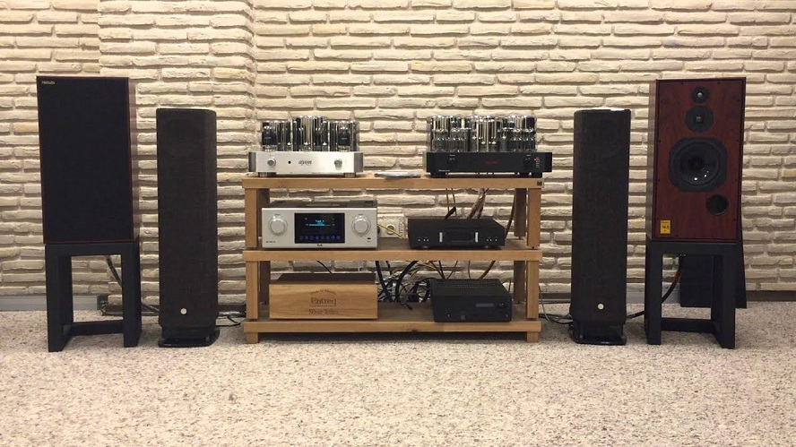 tube amplifier speakers
